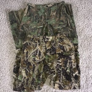 Hunting pants 2 pairs
